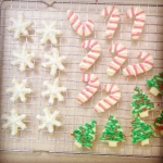 Small Christmas Cookie Assortment